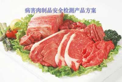 莱恩德病害肉制品安全检测产品方案