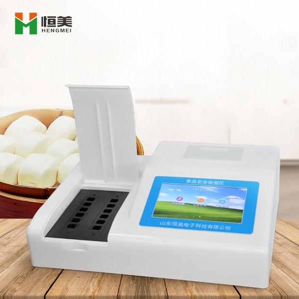 食品重金属检测仪器 HM-SZ01