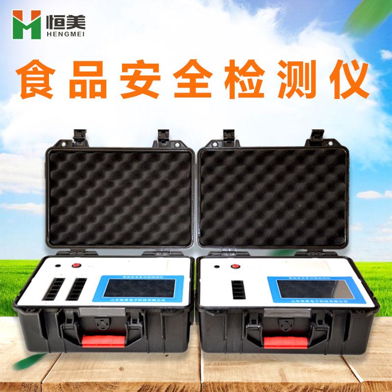 食品安全快速检测仪HM-GS05